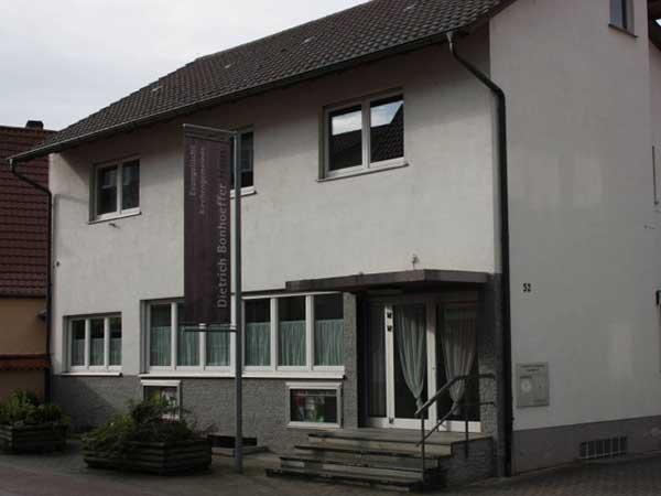 Bonhoefferhaus Dielheim