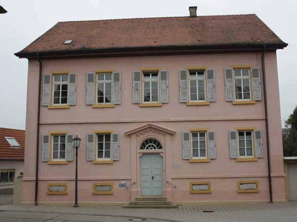 Edith Stein Haus Dielheim
