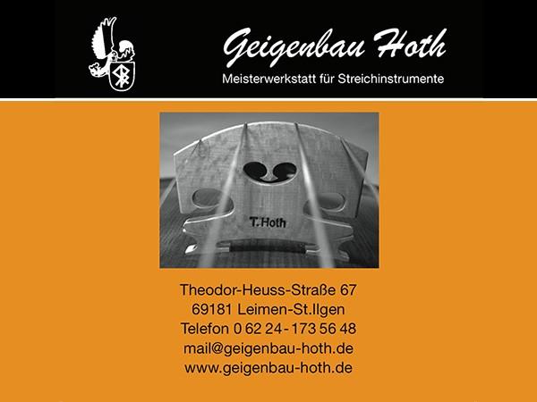 Geigenbau Hoth