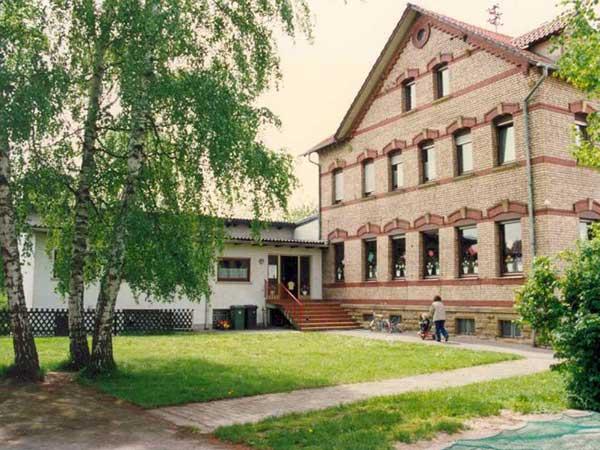 Villa Kunterbunt, Kindergarten Balzfeld