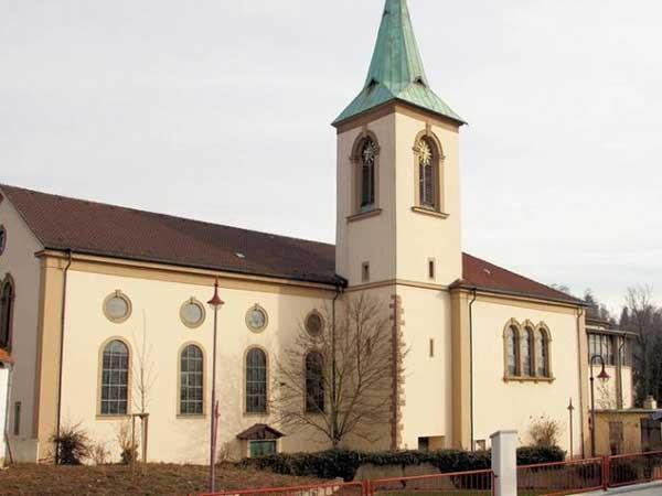 St. Cyriak