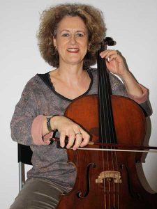 Katrin Heintze - Cellolehrer Cello lehrerin Heidelberg Walldorf Sinsheim