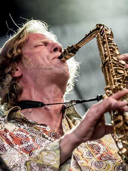 Michael Steiner - Saxophonlehrer Heidelberg Walldorf Sinsheim