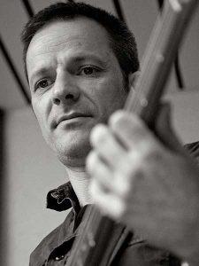 Rolf Breyer - E-Bass, Kontrabass lehrer Heidelberg Walldorf Sinsheim