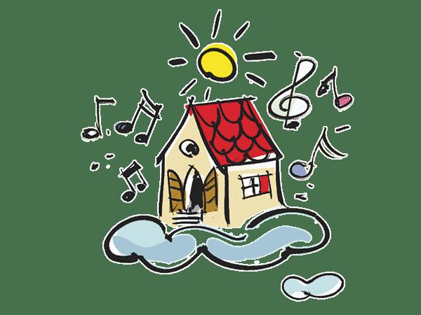 Musikunterricht für alle Menschen